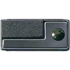 Bélyegző cserepárna, REINER 'Colorbox 2', fekete