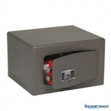 Bútorszéf, kulcsos zár, 31 l, 280x400x350 mm, TECHNOMAX 'SMKO 4'