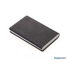 Bankkártyatartó, műbőr, 10 db-os, RFID védelemmel, TROIKA, fekete