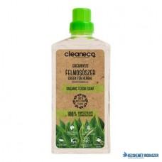 Felmosószer, organikus, 1 l, CLEANECO, 'Green tea herbal'
