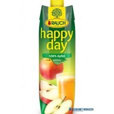 Gyümölcslé, 100%, 1 l, RAUCH 'Happy day', alma
