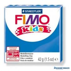 Gyurma, 42 g, égethető, FIMO 'Kids', kék