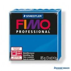 Gyurma, 85 g, égethető, FIMO 'Professional', kék