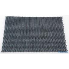 Kültéri szennyfogó szőnyeg, 57x86 cm, RS OFFICE 'Step In' sötétszürke