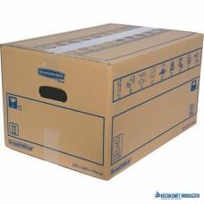 Költöztető doboz, 32x26X47 cm, FELLOWES 'SmoothMove™ Everyday'