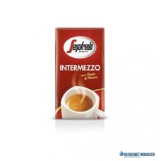 Kávé, pörkölt, őrölt, vákuumos csomagolásban, 250 g, SEGAFREDO 'Intermezzo'