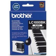 LC1000B Tintapatron DCP 330C, 540CN, 240C nyomtatókhoz, BROTHER, fekete, 500 oldal