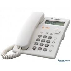 Telefon, vezetékes, hívófél azonosító, PANASONIC 'KX-TSC11HGW'