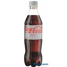 Üdítőital, szénsavas, 0,5 l, COCA COLA 'Coca Cola Light'